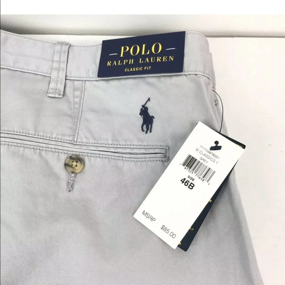 Polo by Ralph Lauren Other - ❌ SOLD! NWT Polo Ralph Lauren Mens Shorts Size 46B